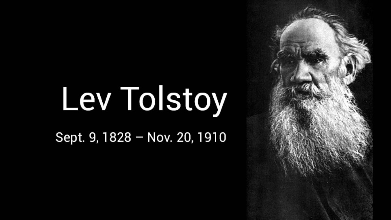 On This Day Lev Tolstoy Was Born