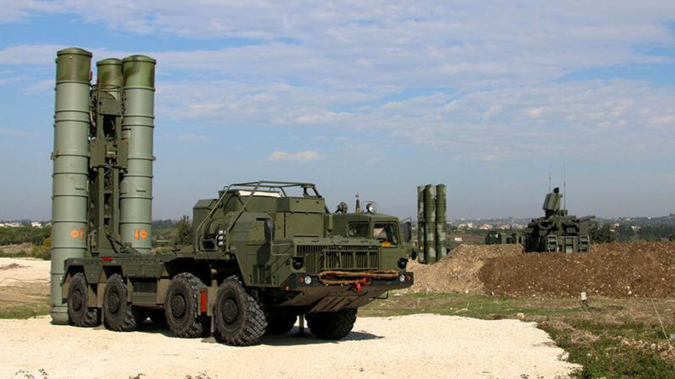 First S-400 Parts Land in Turkey From Russia, Ankara Says