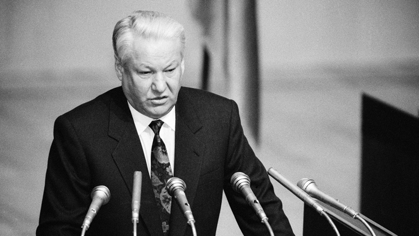 On This Day in 1991 Boris Yeltsin Elected President