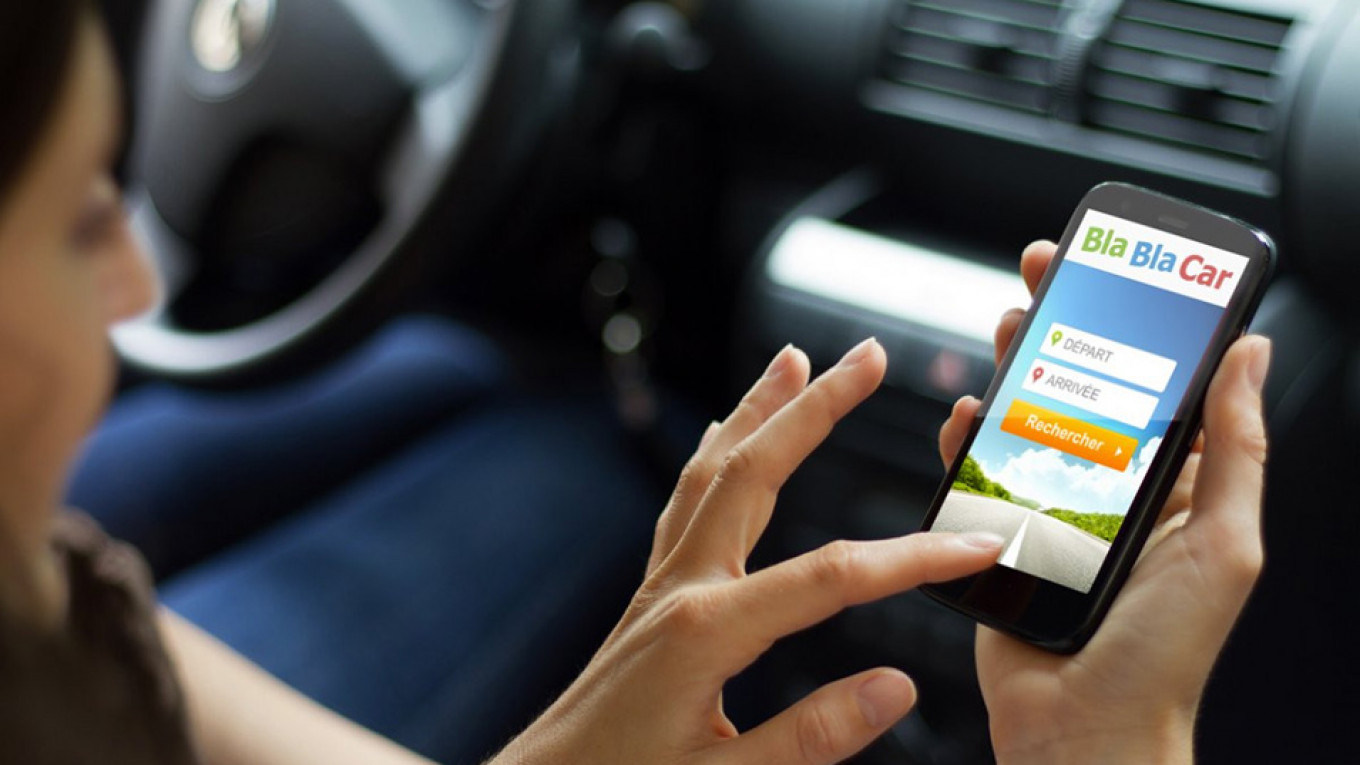 Passenger Union Eyes BlaBlaCar Ban in Russia – Reports