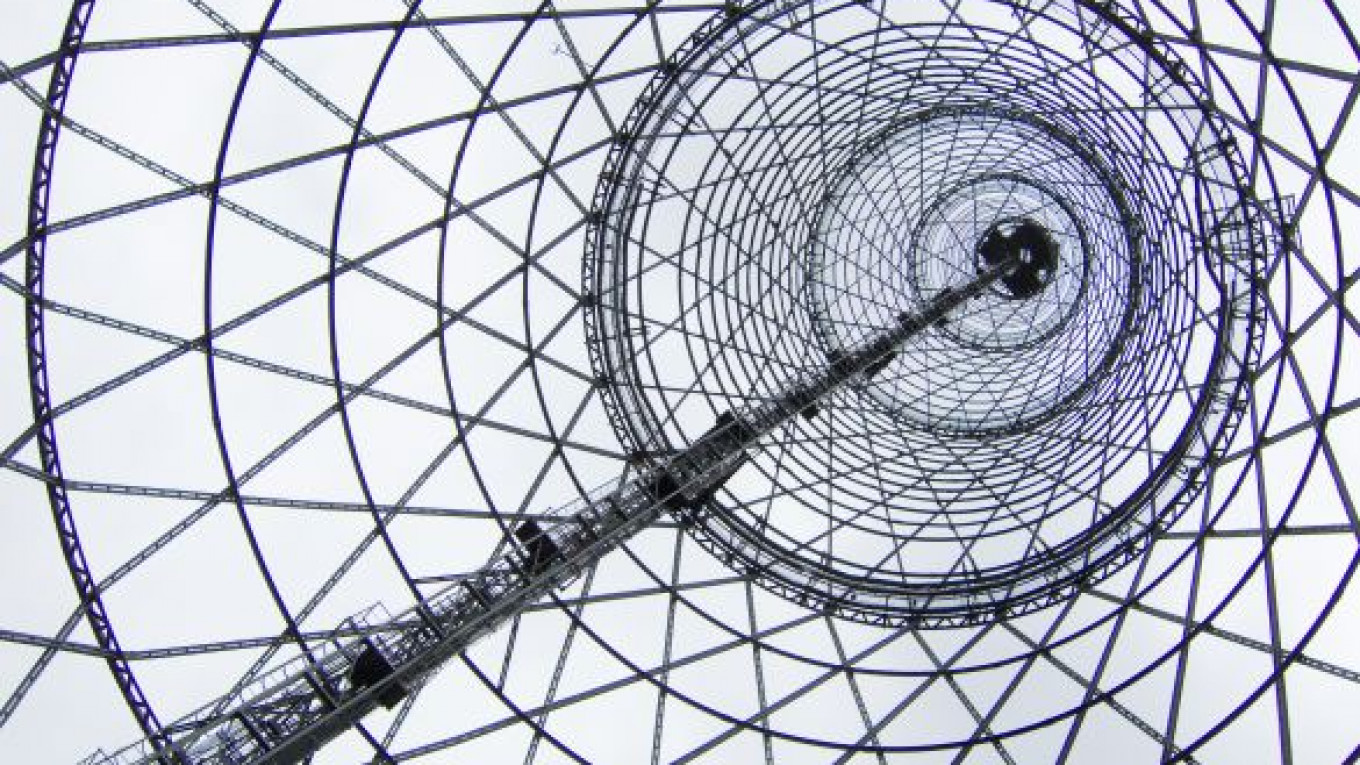 1920s Soviet Radio Tower to Be Dismantled