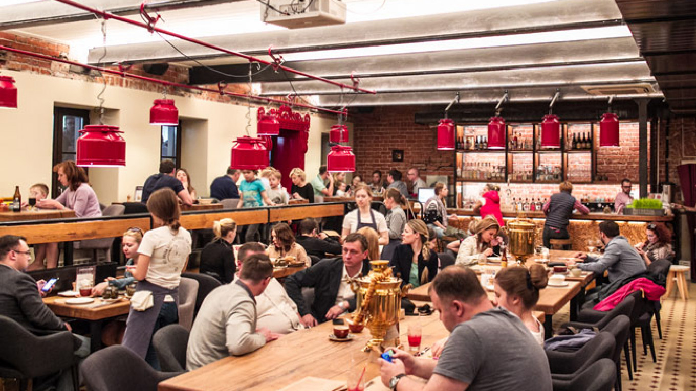 Russian Organic Food Store Lavkalavka To Open Store In Ikea Run Mall