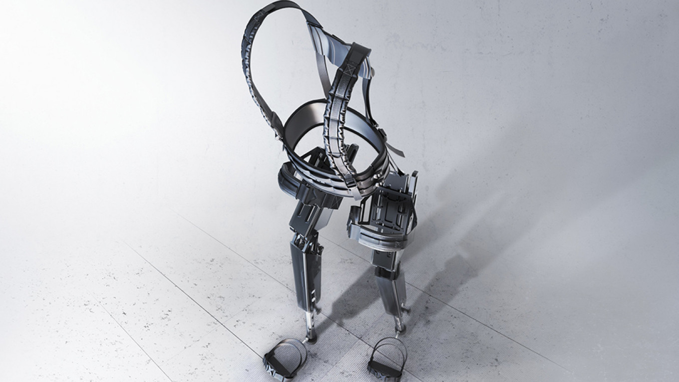 Russia Claims Europe's First Exoskeleton-Assisted Surgery