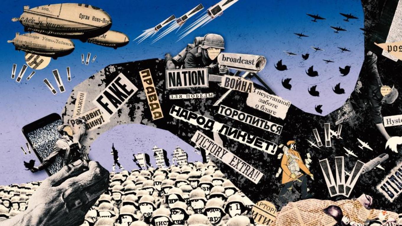 The Secrets of Russia's Propaganda War, Revealed