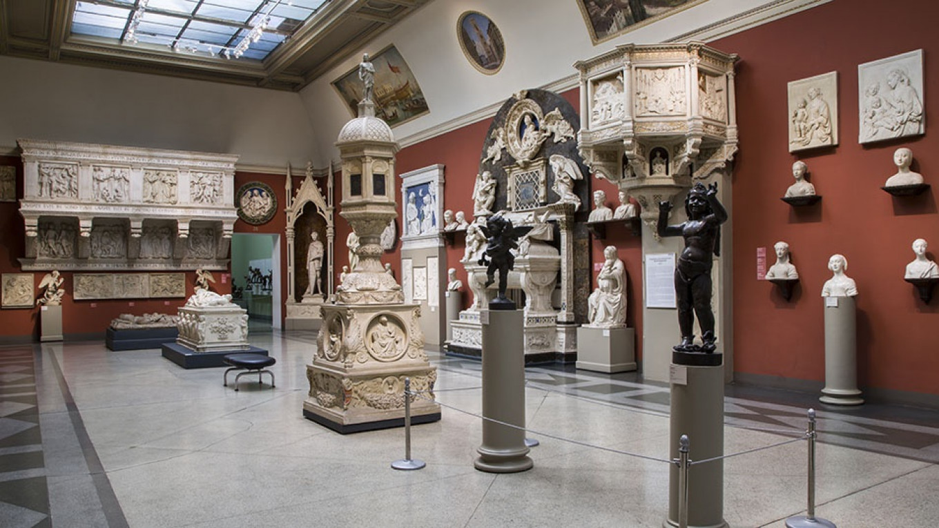 Image result for Pushkin State Museum: