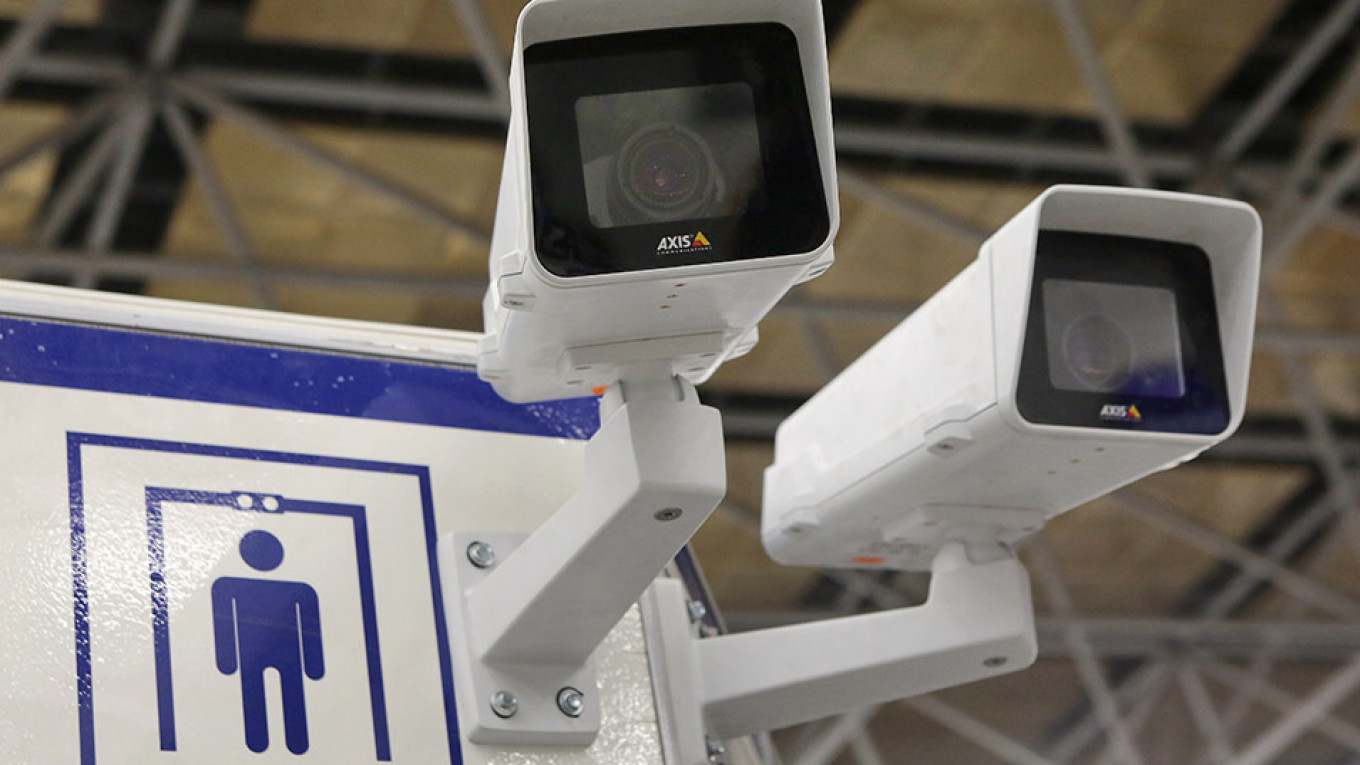 For Sale: Access to Moscow's CCTV Network on Black Market