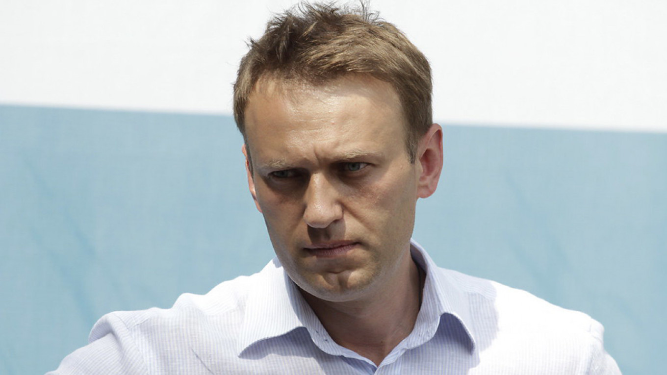 'They Didn't Find Anything,' Navalny Says of Israeli Dirt ...