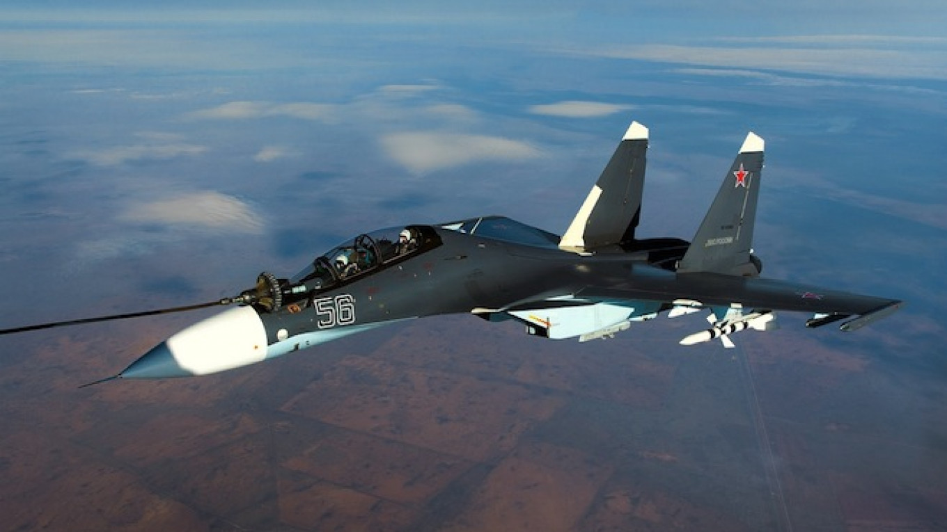 Fighter Jets For Sale >> U.S. Criticizes Russian Plan to Sell Fighter Jets to Iran