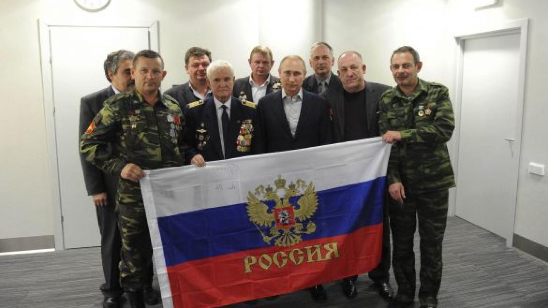 Russia Praises Veterans of War in Afghanistan