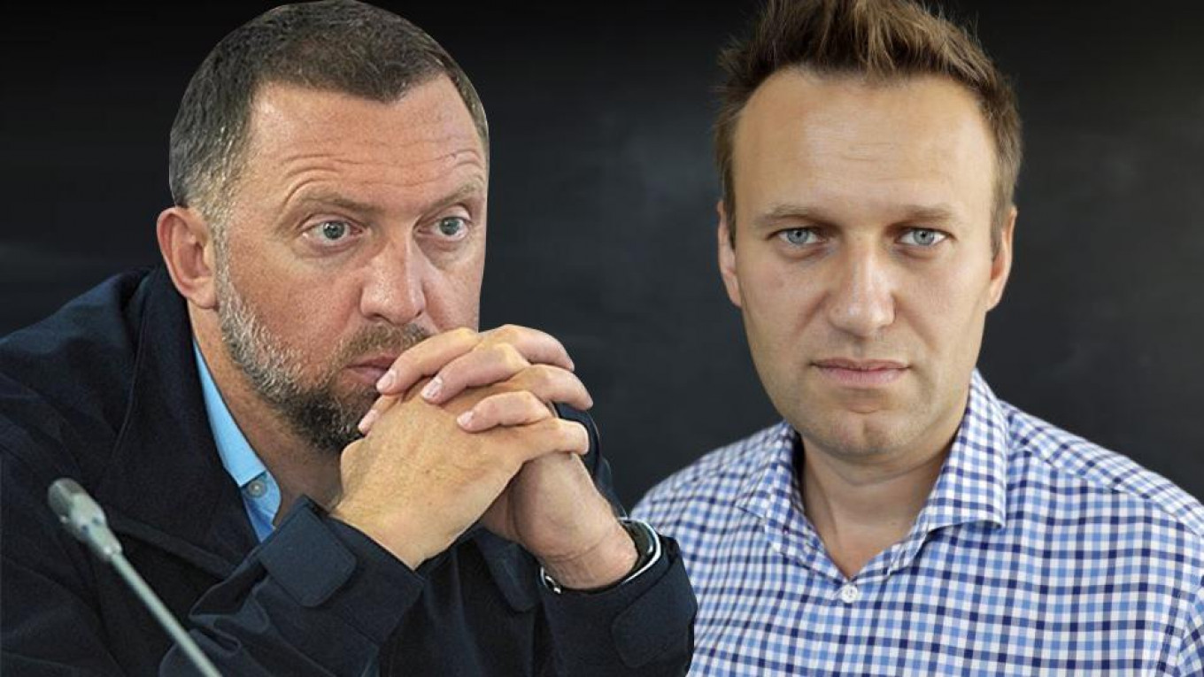 Navalny and Deripaska – A Russian Drama Fit for Hollywood ...