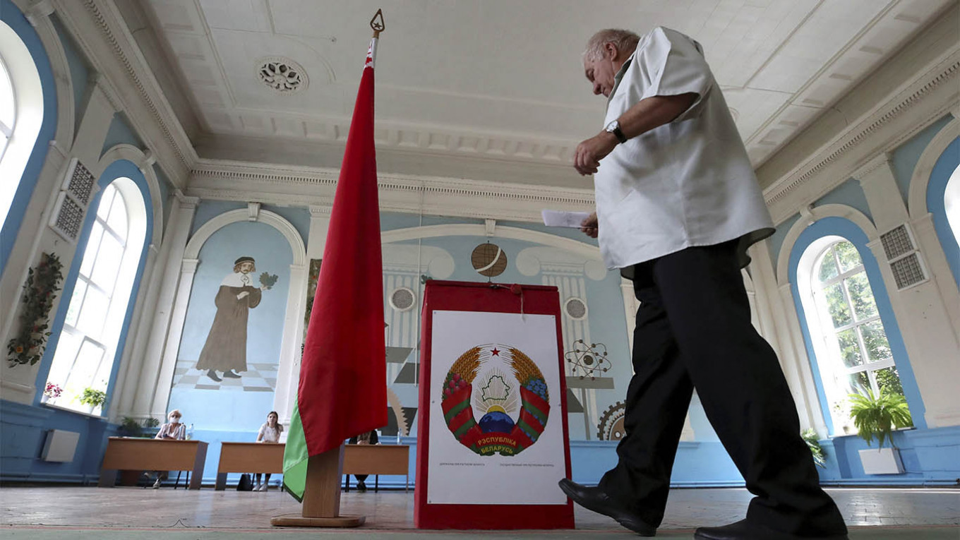 Belarus Vote Threatens Rupture in 'Brotherly' Ties With Russia