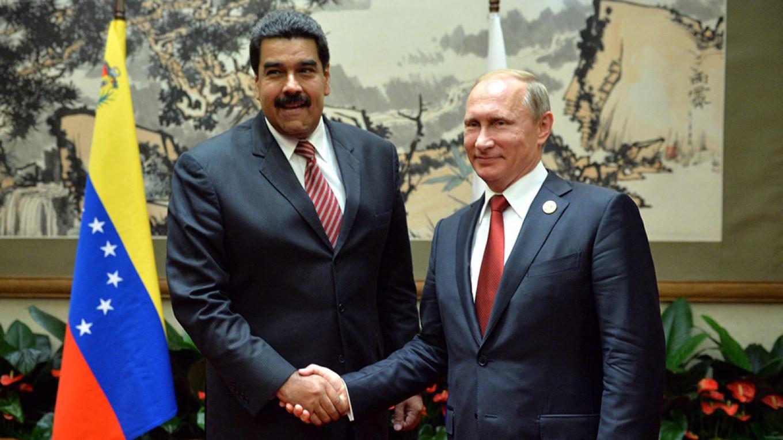 Putin's Syrian Playbook Won't Work in Venezuela