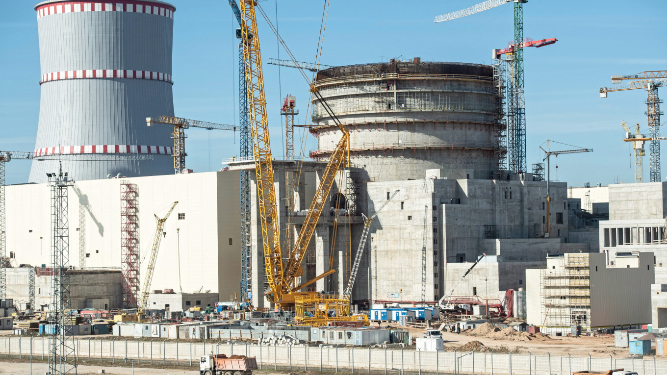 Russia's Nuclear Power Exports Are Booming - The Moscow Times