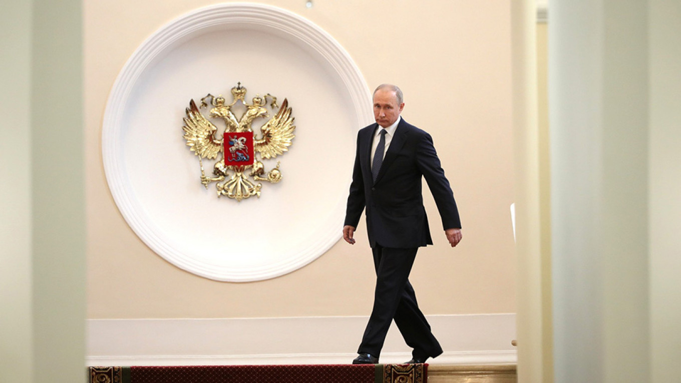 Long Read: 20 Years of Russia's Economy Under Putin, in Numbers