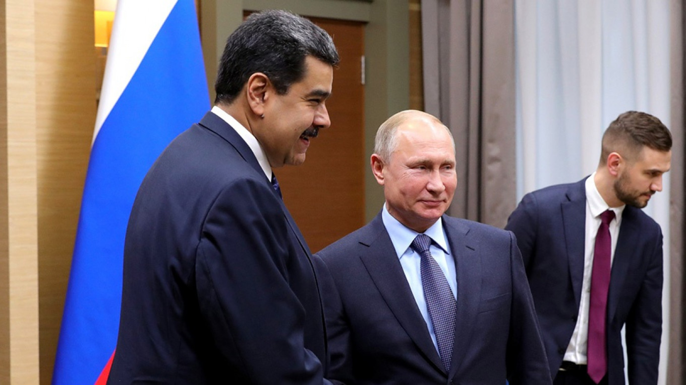 Image result for Maduro Trump Putin Macron G7
