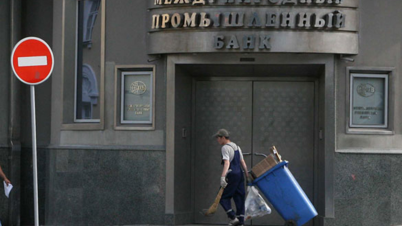 Before Banks Went Bust They Went >> Senator Pugachyov S Bank Goes Bust