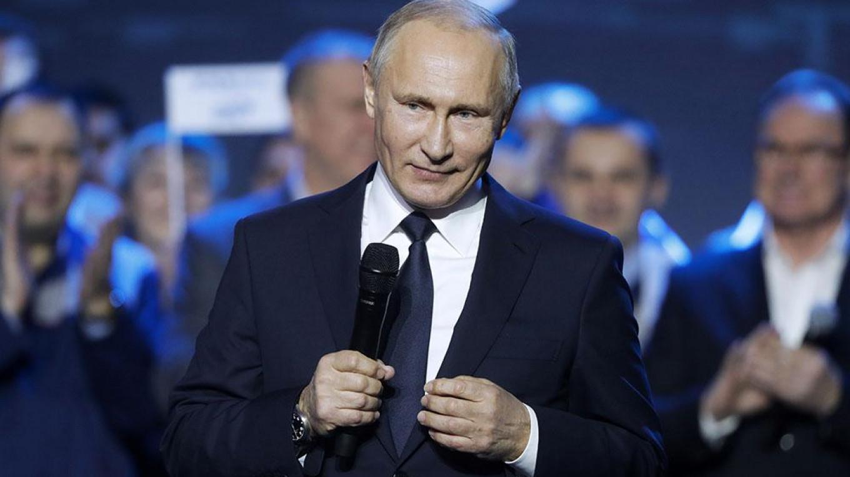 Putin A Modern Day Tsar A Soviet Style Leader A President Left Behind
