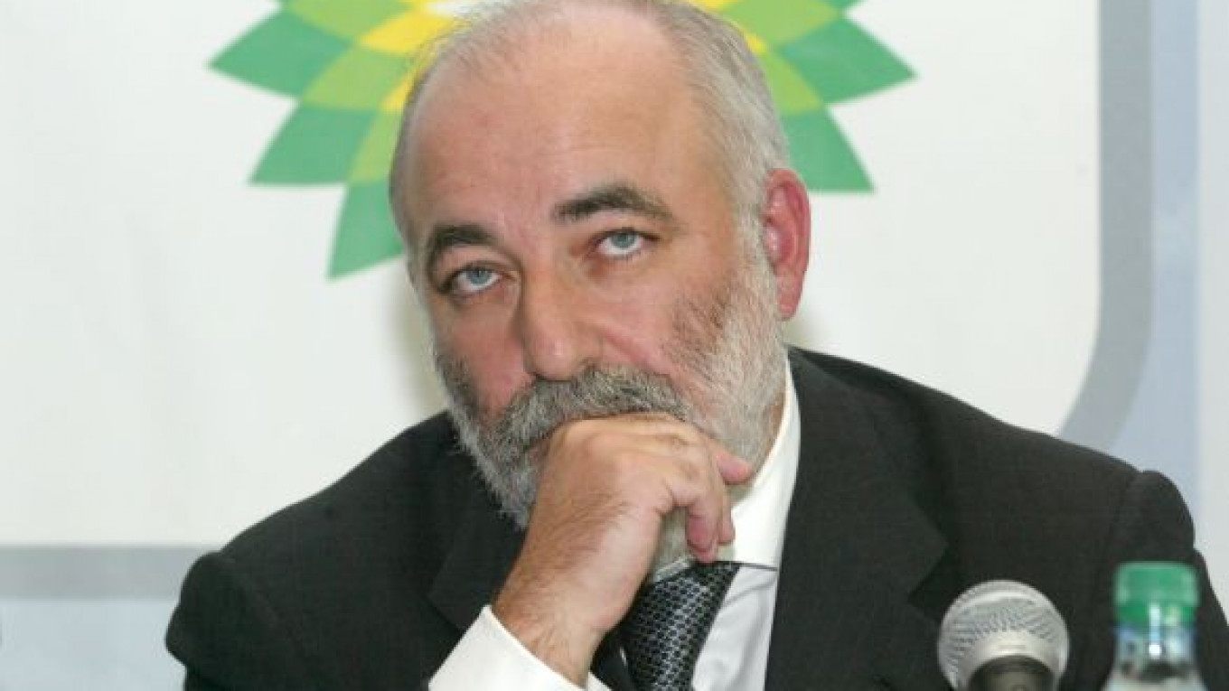 Newsmaker: Vekselberg's Career Is Filled With Energy