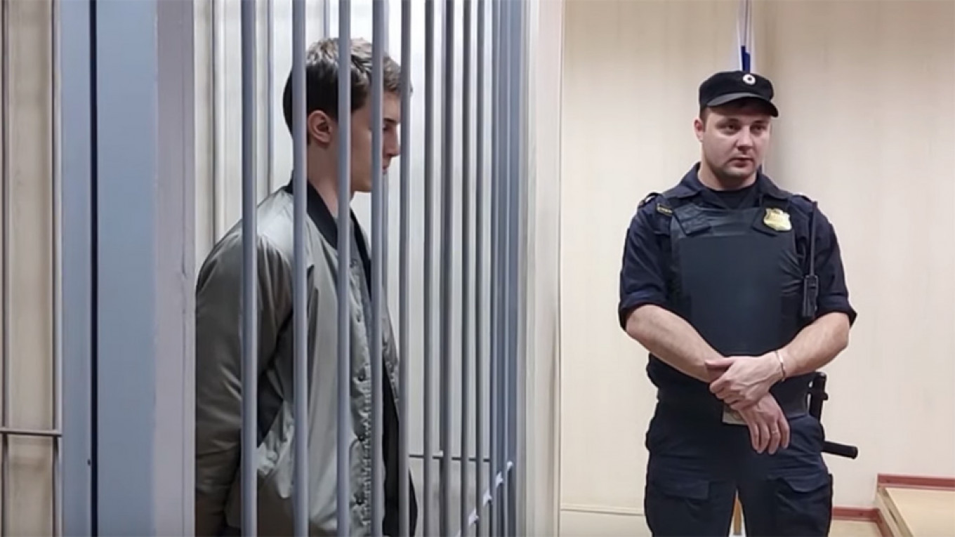 The Change of Power in Russia Will Be Very Similar to My Arrest