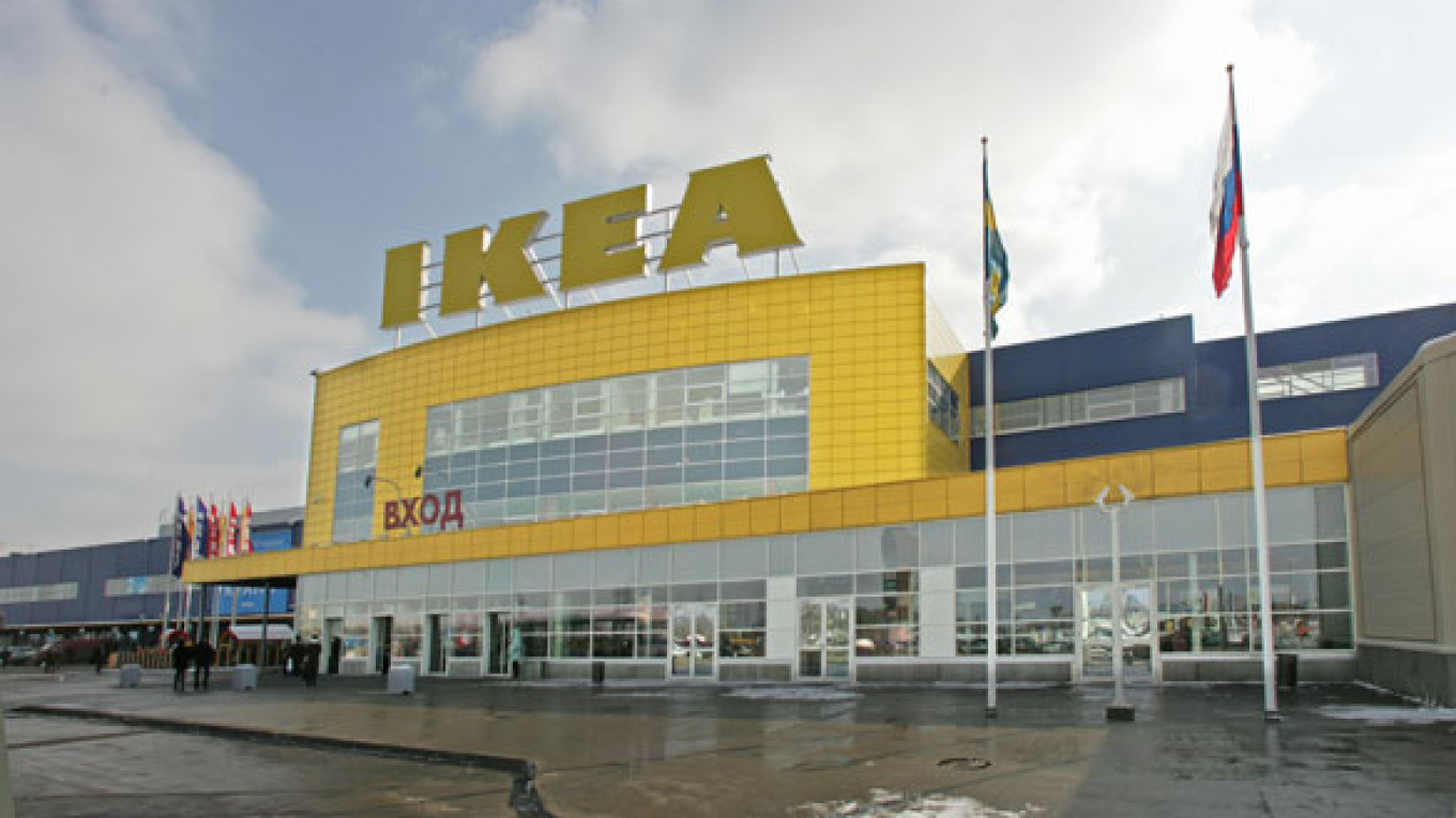 Ikea Vows To Stay In Russia For The Very Long Term