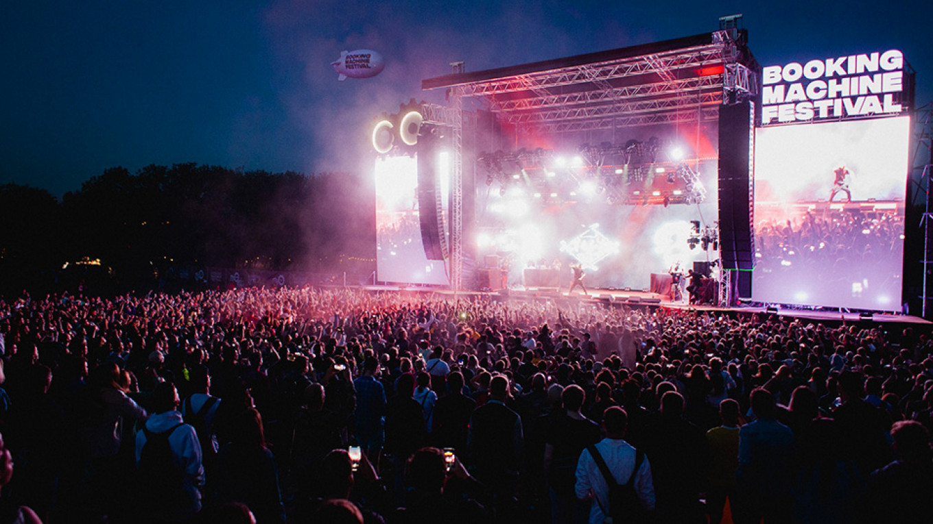 Last Gasp Moscow Music Festivals