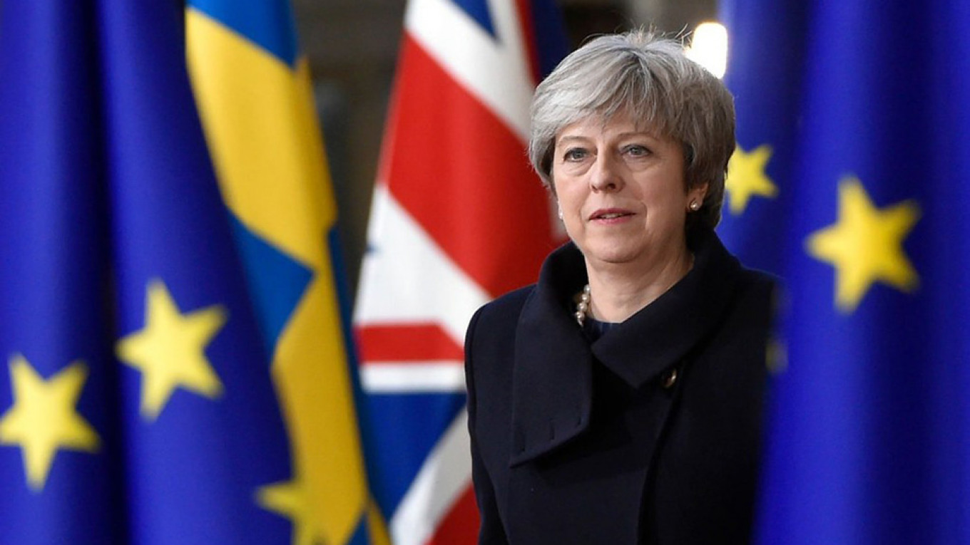 May Governed in 'Very Difficult' Time for Russia-U.K. Ties – Kremlin