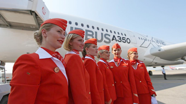 Russia's Aeroflot Denies Having Biggest Pilot Gender Gap