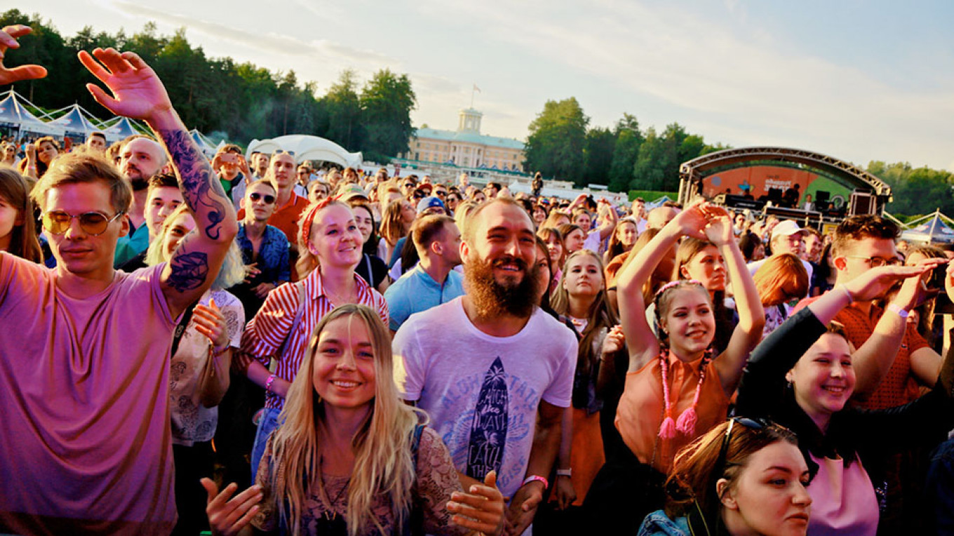 Music Festivals Attempt Bubble Strategy To Save Outdoor