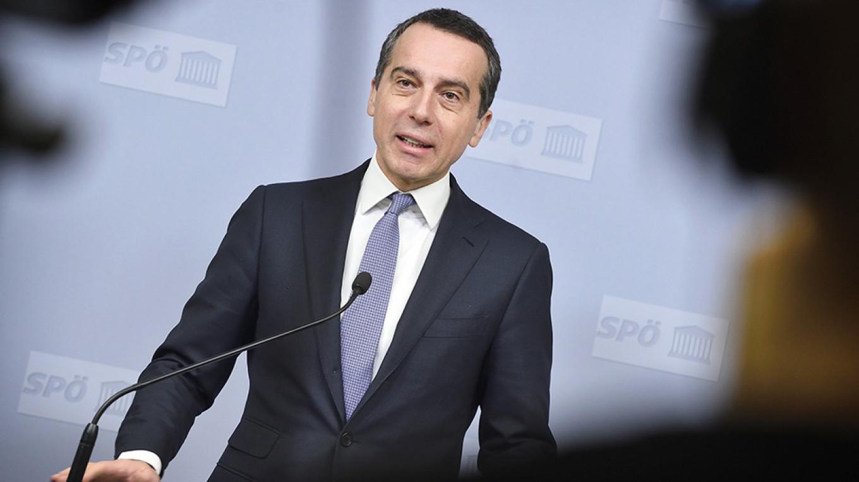 Former Austrian Chancellor Lands Russian Job