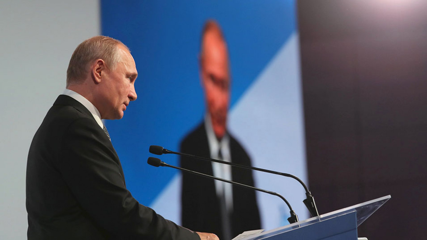 Is Putin Winning Against Liberal Democracy?