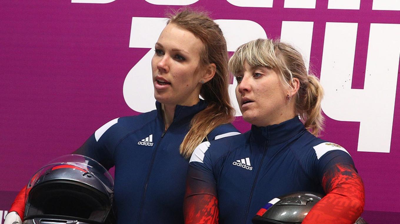 Anastasia Sergeyeva cas lifts provisional suspension of russian bobsledder sergeeva