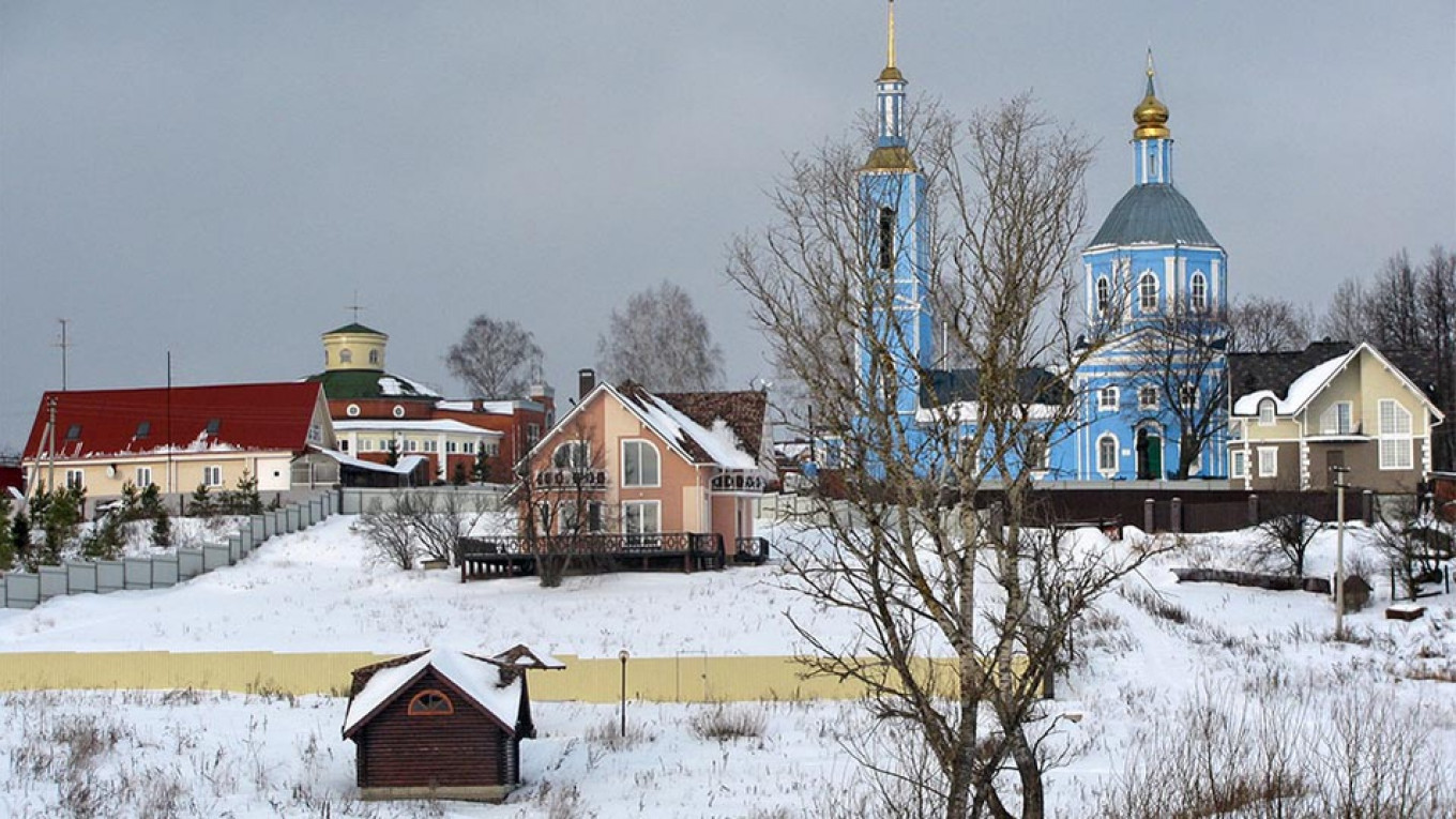 Tow N Go >> Get Out Of Town Go To Tula The Moscow Times