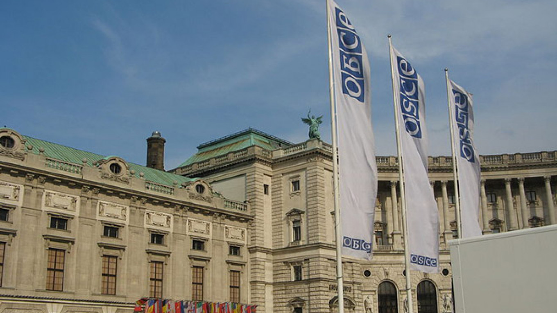 Terror' Forces OSCE Election Monitors from Ukraine's Donetsk