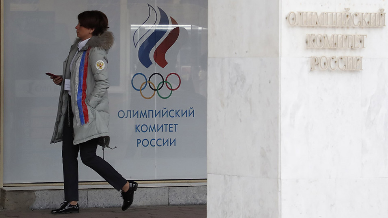 Russia's Athletic Coaches Must Be Fired, Top Anti-Doping Official Says
