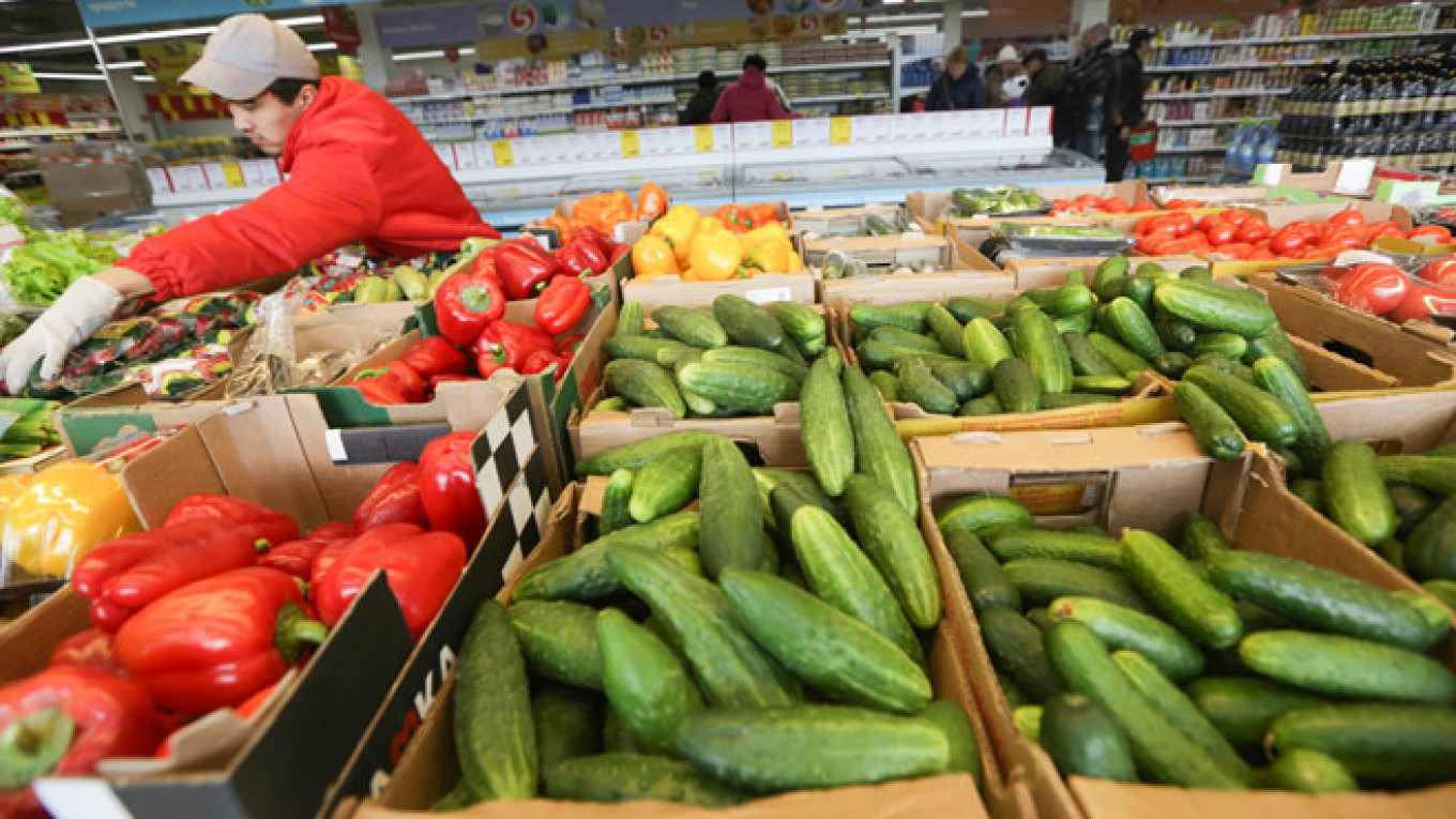 Russia to Add New Countries to Food Import Ban List