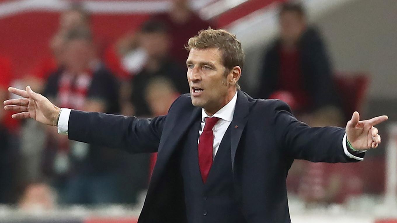 Spartak Moscow Fires Italian Coach Carrera
