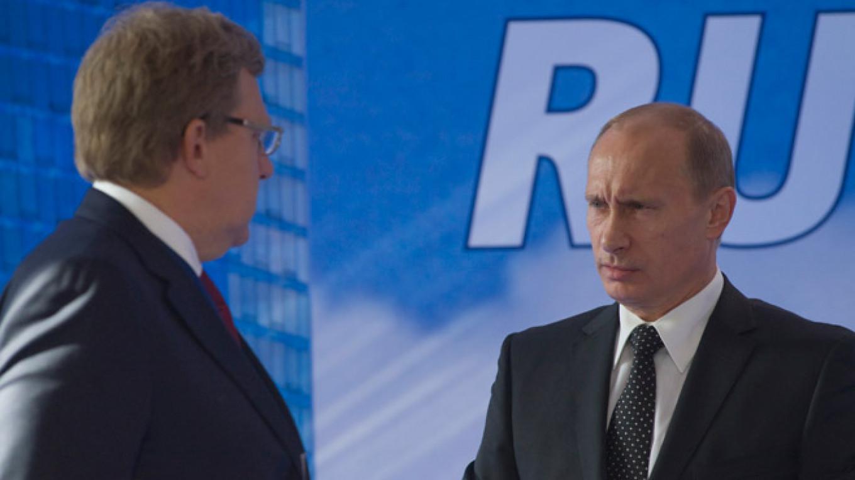 Putin Needs Kudrin S Help In Ukraine Crisis