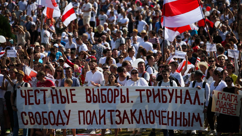 No, la Bielorussia non è l'Ucraina