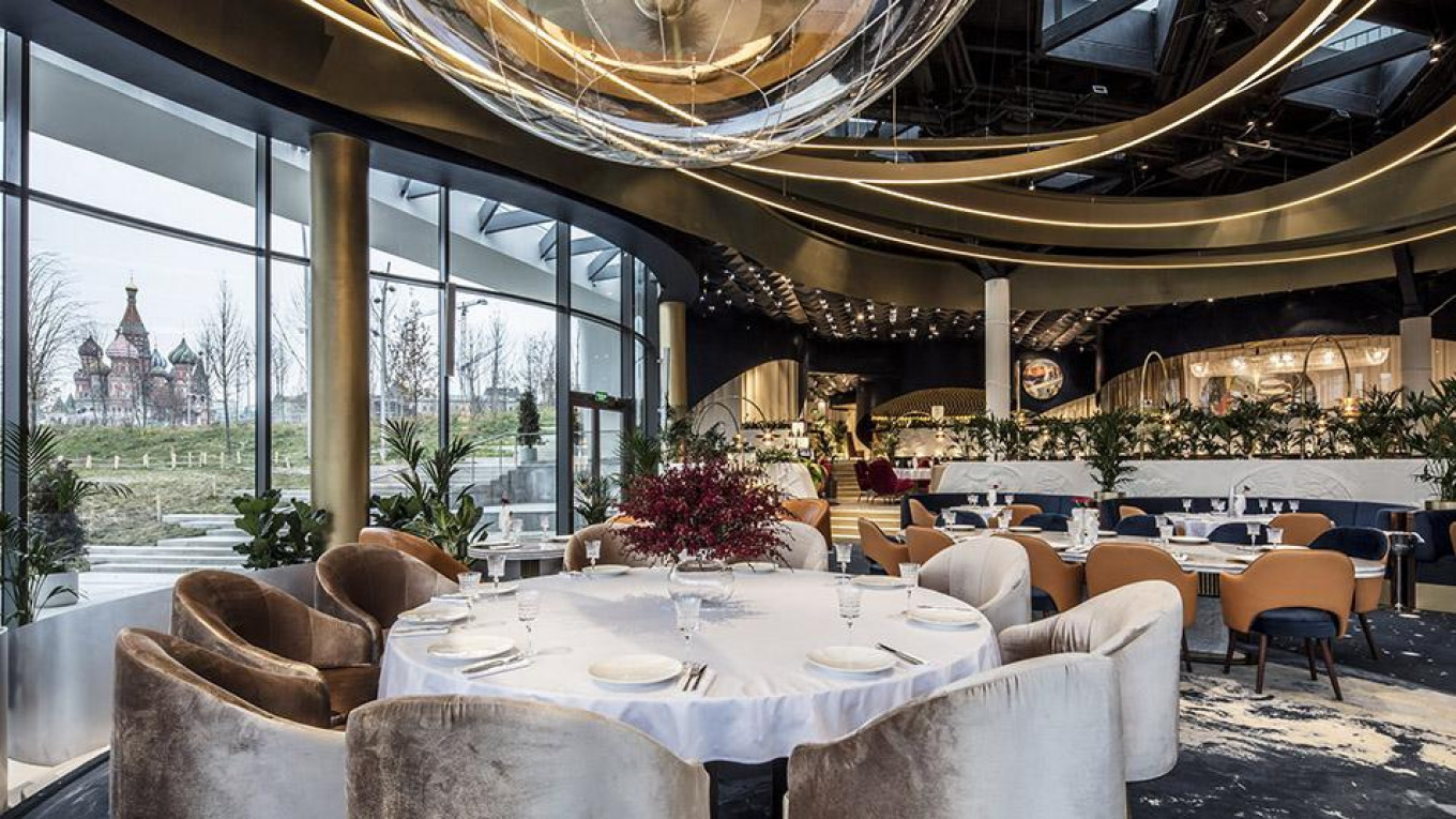 May Faves Top Five Moscow Restaurants