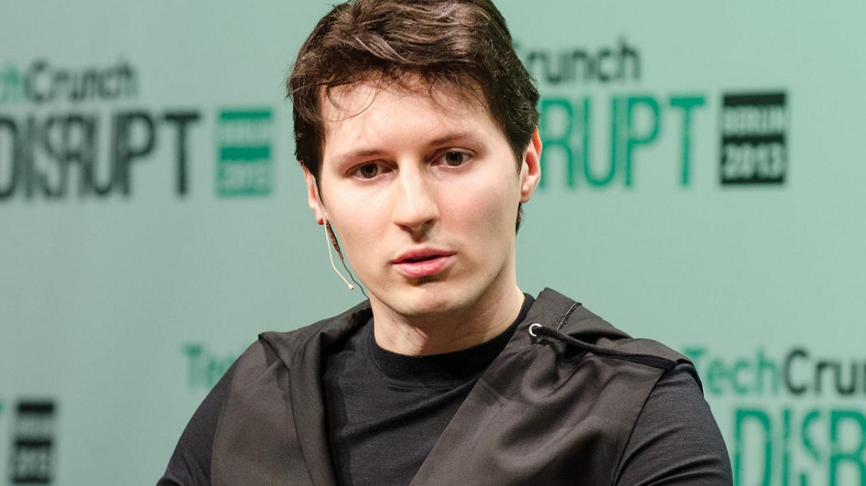 Image result for Telegram founder