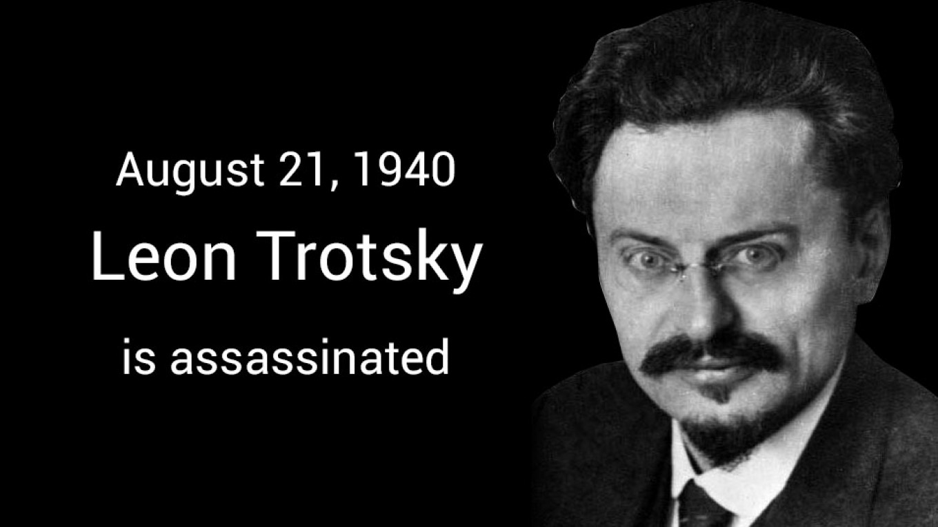 On This Day: Leon Trotsky Was Assassinated With an Ice Pick