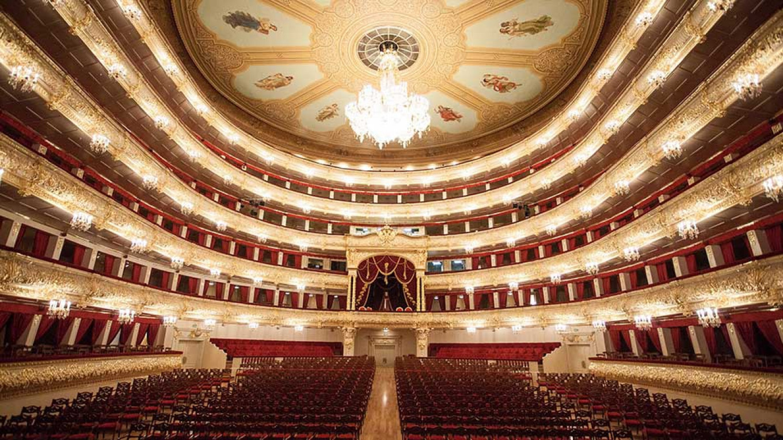 Image result for The Bolshoi Theater: