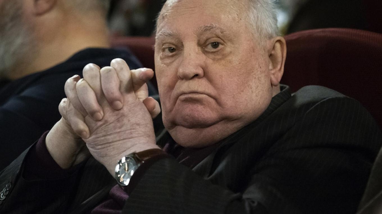 Горбачев находится при смерти сообщают СМИ