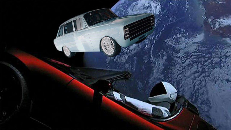 How Do You Like Kalashnikov's New Electric Car, Elon Musk?