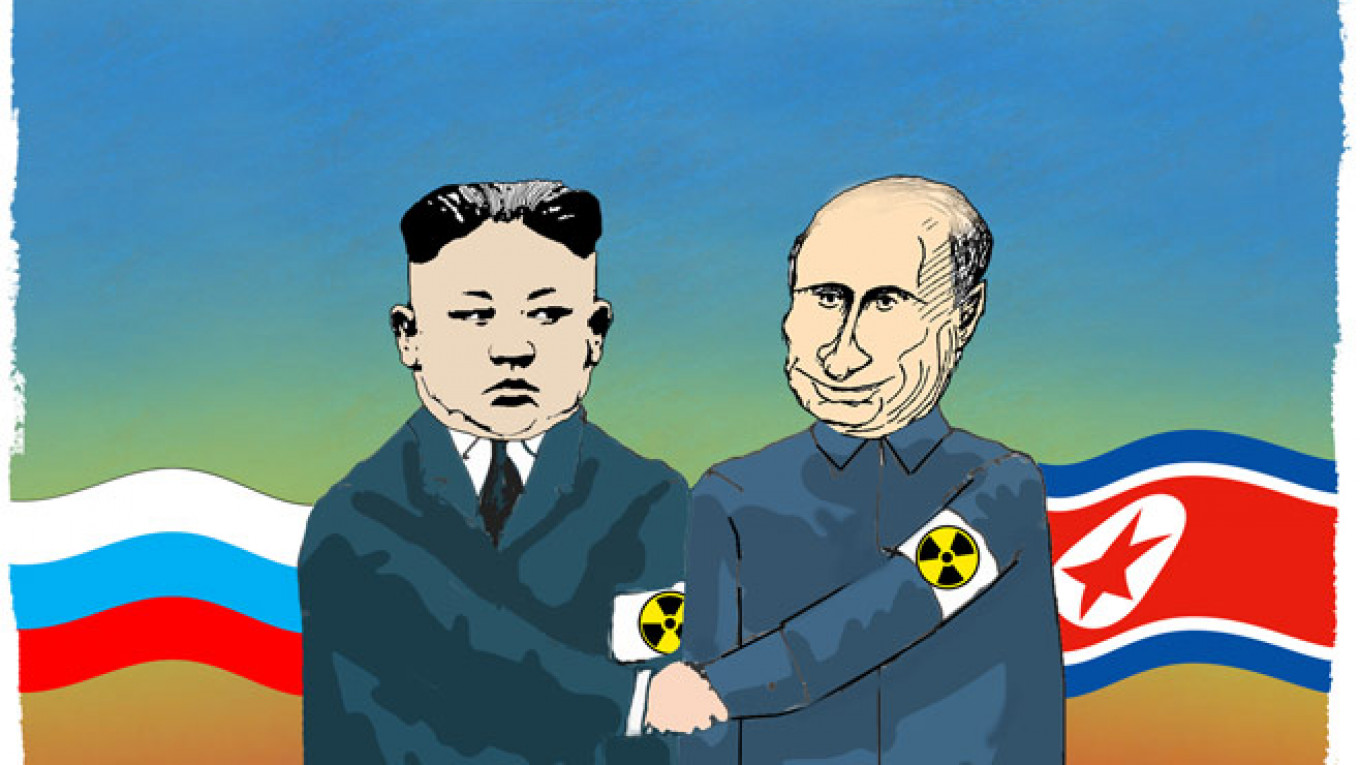 Putin And Kim Jong Un Are Not So Different Op Ed