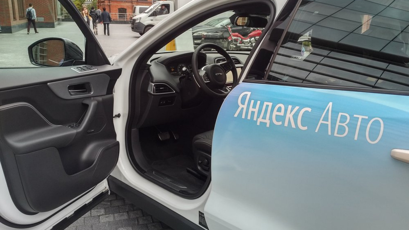 Hyundai Signs Deal With Russia's Yandex for Autonomous Cars