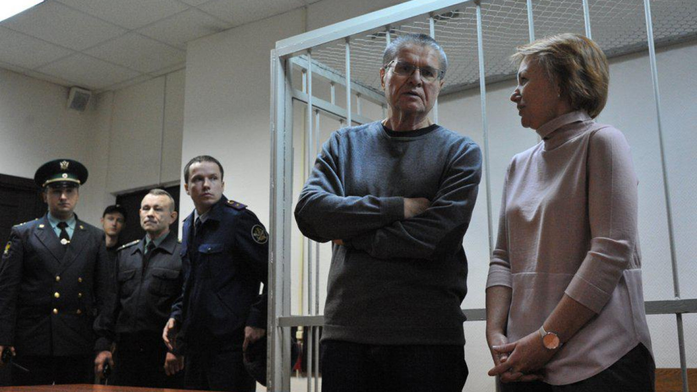 Former Minister Ulyukayev Handed 8 Years in Rosneft Bribery Case