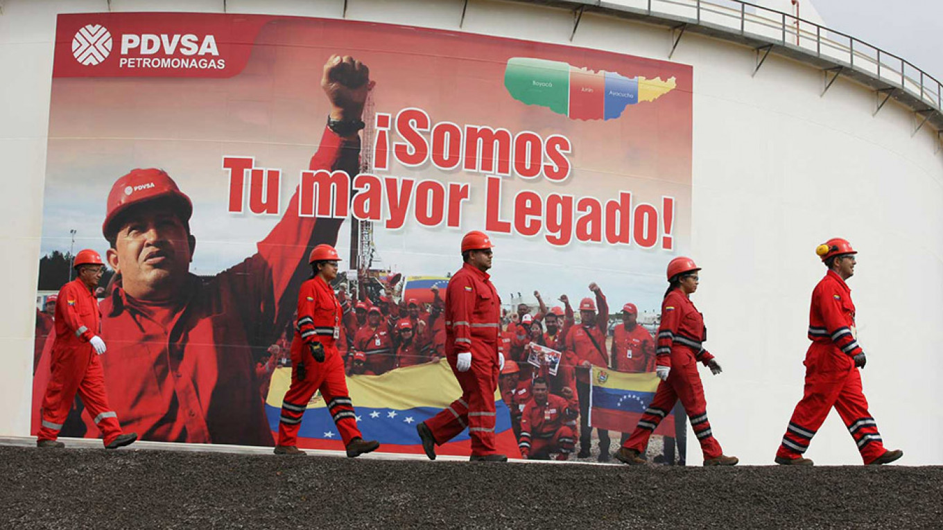 Reuters Corrects Story Saying Russia is Helping Venezuela Avoid U.S. Sanctions