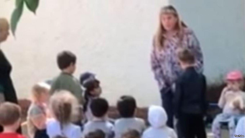 Russian Nursery School Head Faces Dismissal for Abusing 'Unpatriotic' Kindergartener