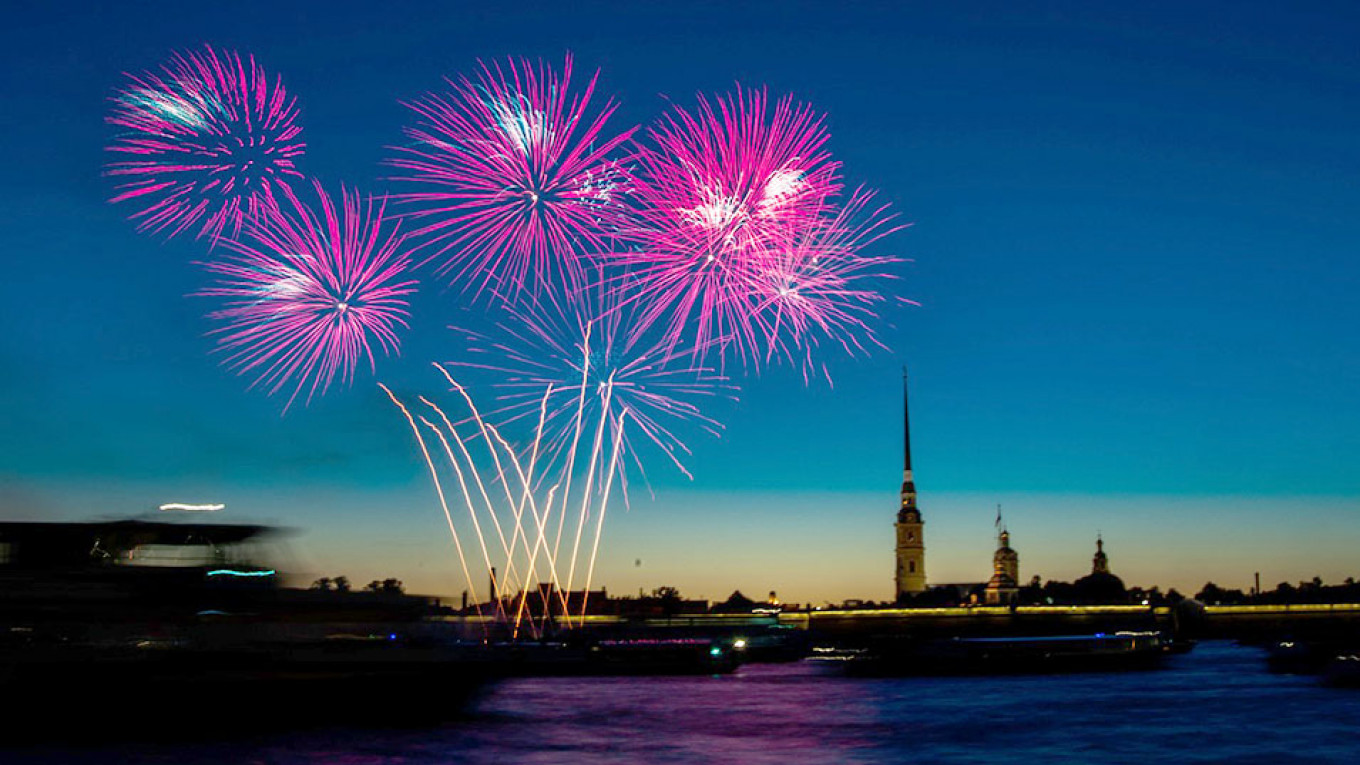 St. Petersburg Named World's 4th Best Party City